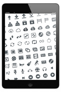 Pictogram Icons II